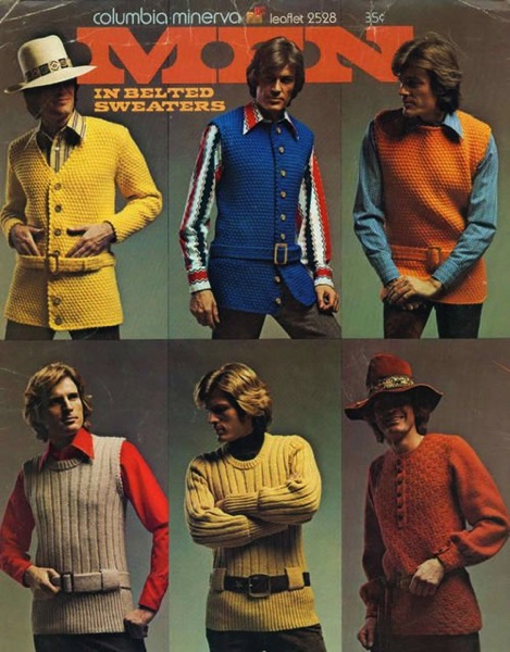 Belted Sweaters