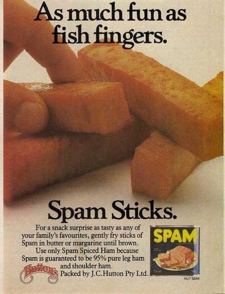 Spam Sticks