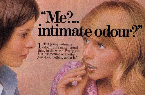 Intimate Odor