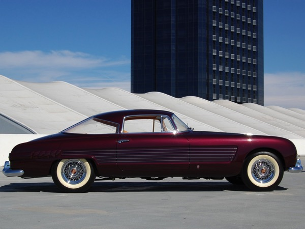 1953 Cadillac Ghia Coupe