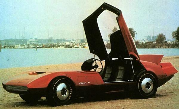 1968 Dodge Charge III