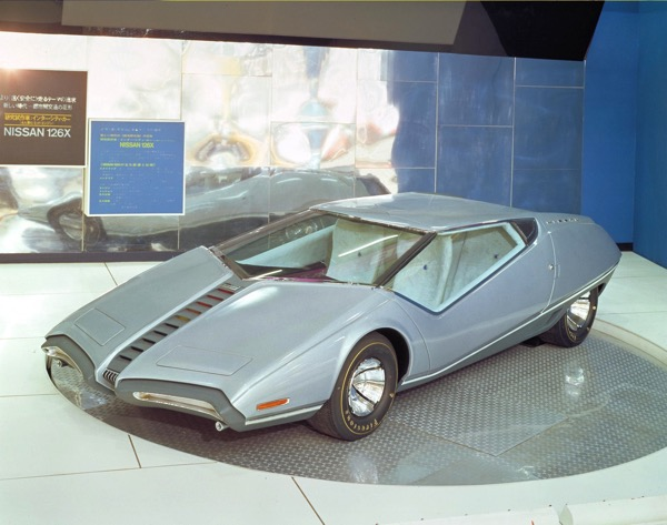 1971 Nissan 126