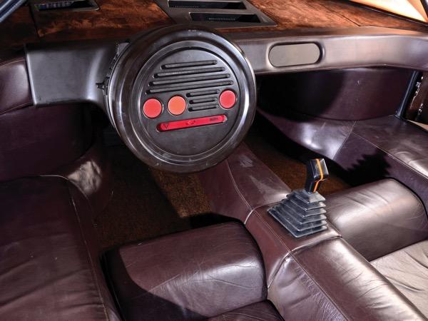 1978 Bertone Lancia Sibilo