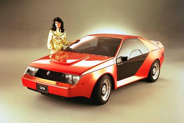 1980 Mustang RSX