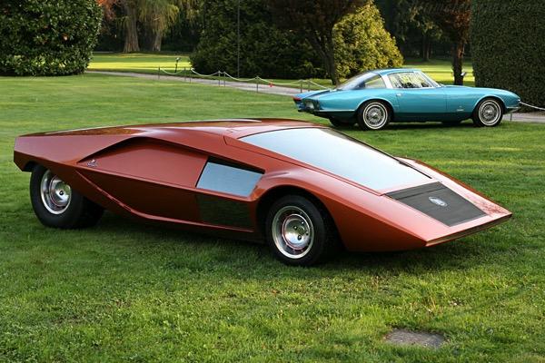 1970 Lancia Statos Zero