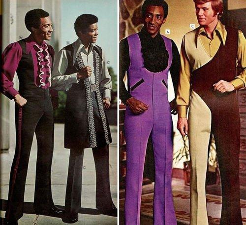 Black 70s Fashion