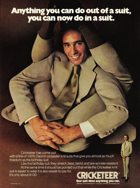 Polyester Suits